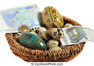 Euro nest egg