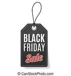 Black friday - Label Black Friday discounts, increasing...