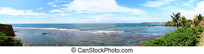 Panorama Fort Galle