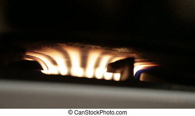 Gas burner - Kitchen gas burner