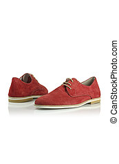 Pair of men shoes
