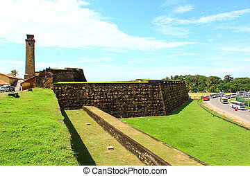 Fort in Galle