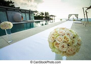 wedding ceremony - wedding venue