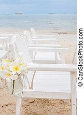 sedia, regolazione, matrimonio