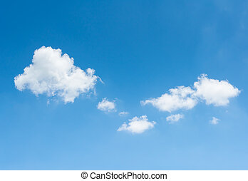 blue sky - image of clear blue sky on day time .
