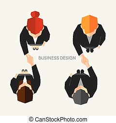 Business and Office Vector Design - Creative Business and...