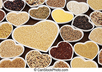 Cereal and Grain Food