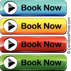 book now push buttons