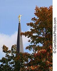 Mormon Temple Tower (Finland)