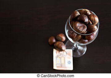 Cost of chestnuts