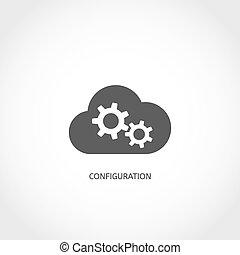 Database configuration icon
