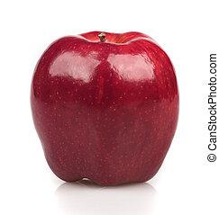 vermelho, maçã