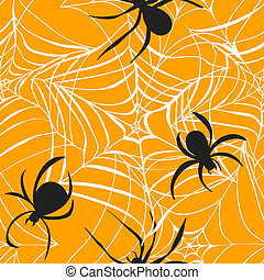 Halloween background illustration - Halloween...