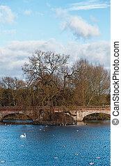 Bridge over the Avon, Stratford on Avon, England