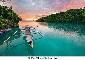 Togian Islands travel destination - Breathtaking colorful...