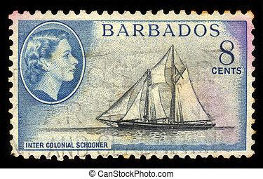 inter colonial schooner