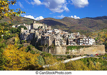 San gregorio da sassola, Lazio, Italy - Beautiful village...