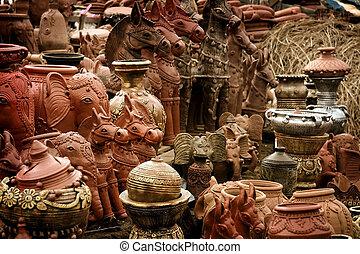 indio, artesanías
