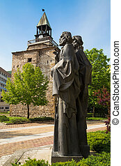 Saints Cyril and Methodius monumet - Saints Cyril and...