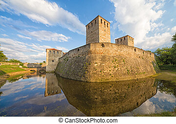 Baba Vida Fortress - Baba Vida is a medieval fortress in...