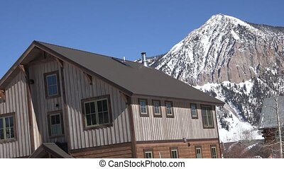 Cabin in Crested Butte Colorado - Just across the creek from...