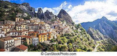 Castelmezzano,Italy