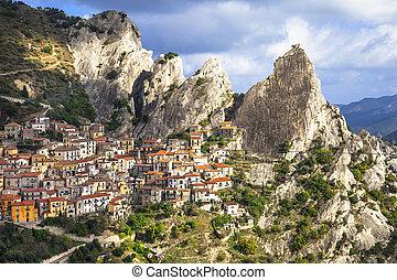 Castelmezzano, Italy series, Basil