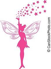fairy - pink fairy