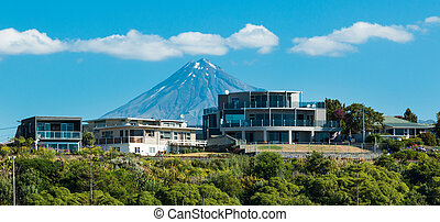 Mountain Homes - Wonderful architecture home with mountain...