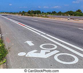 Bike lane, Bicycle lanes
