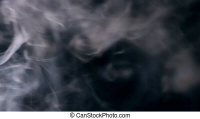 Slo-Mo Smoke Screen  - smoke screen in slow motion
