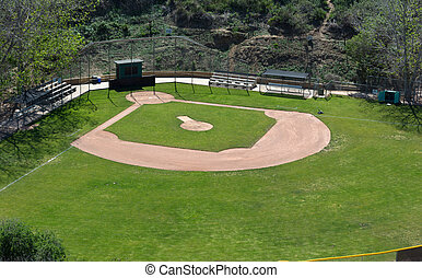 Little League Baseball Field - LIttle League baseball field...