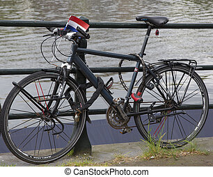 Dutch bicycle transportation