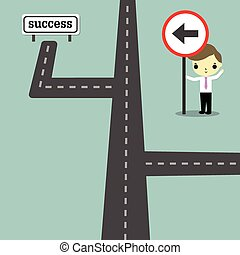 direction to success