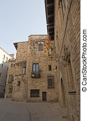 Gothic Quarter of Barcelona