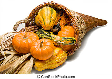 Cornucopia - A Cornucopia celebrating the years bountiful...