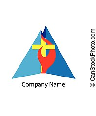 Trinity church logo
