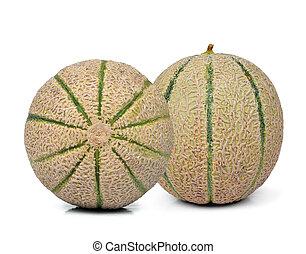 melón cantalupo, Melones
