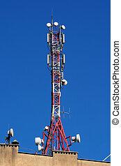Antenas,  gsm