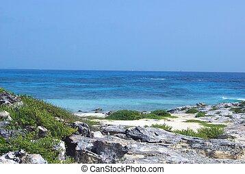 shore - Mexican gulf