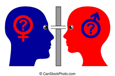 Knowing one another - Genetic differences of man and woman...