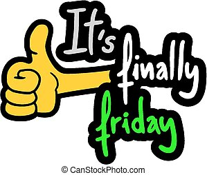 Tgif illustrations and clipart (130)