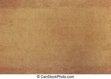 Grunge brown paper sheet texture