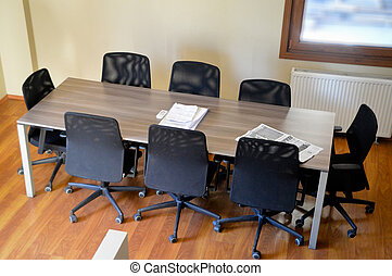 Meeting table - Conference halls and meeting table