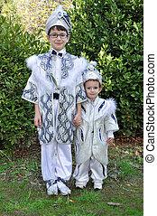 circuncisión, niños