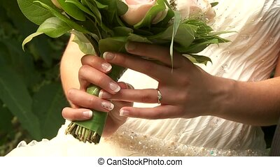 Bridal Bouquet - bridal bouquet