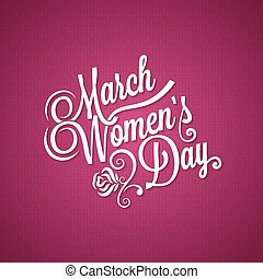 8 march women day vintage background 10 eps