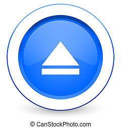 eject icon open sign