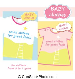 Shop childrens clothing for boys and girls Logo and banner...