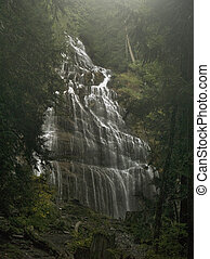 Bridal Veil Falls near Chilliwack, British Columbia
